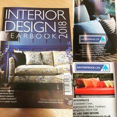 Kayospruce Feature In The 2018 Interior Design Yearbook On Page 304 U0026 305! # InteriorDesign