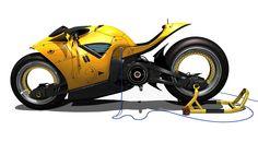 illustrations on Behance - Car's & Bike's - Motorcycle Futuristic Motorcycle, Futuristic Cars, Motorcycle Art, Women Motorcycle, Concept Motorcycles, Custom Motorcycles, Custom Bikes, Honda Motorcycles, Vintage Motorcycles