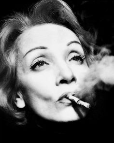 Marlene Dietrich 1960s