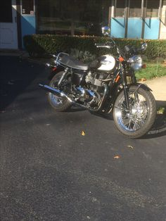 Triumph T100 Triumph T120, Motorcycle, Motorcycles, Motorbikes, Choppers