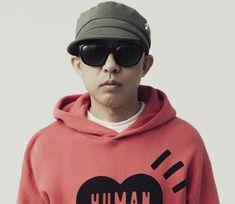 "JINS Eyewear Launches A New Sunglasses Brand ""JINS&SUN"" Nigo, Street Culture, Men's Sunglasses, Hoodies, Sweatshirts, Creative Director, Eyewear, Product Launch, Journal"