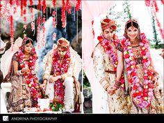 Indian Wedding at Four Seasons Westlake Village – Nita & Amit   Andrena Photography Blog