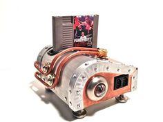 a86eae735 This Steampunk Nintendo System is a Radically Retro Re-Imagination #Design  #Creativity trendhunter.com