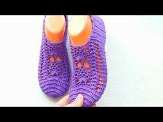 Ciabatta, Crochet Slippers, Filet Crochet, Crochet Patterns, Shoes, Fashion, Crochet Triangle, Basket Weave Crochet, Knitting And Crocheting