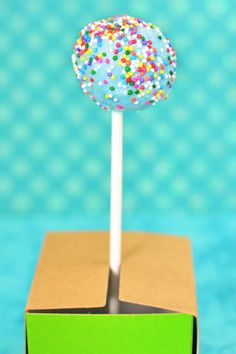 Fake cake pops! They're edible but only take a fraction of the time to make. Use a donut hole, dip in chocolate, apply sprinkles - voila! Now you have cake pops AND time to do other things.