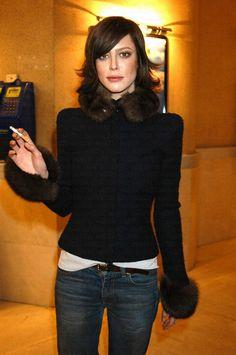 Anna Mouglalis And Chanel Photograph