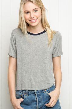 Brandy ♥ Melville | Tori Top - Clothing