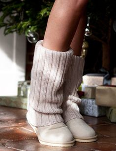 Merino Bootwarmers, from Celtic Sheepskin Sheepskin Boots, Leg Warmers, Celtic, Cool Outfits, Socks, Purses, Lady, My Style, Heels