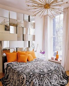 Decorating With Mirrors 16 statement-making headboards | fashion designers, a mod and get