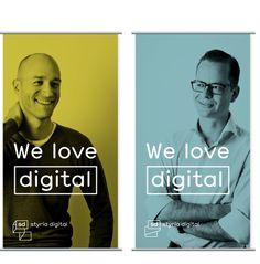 Styria Digital - Branding on Behance