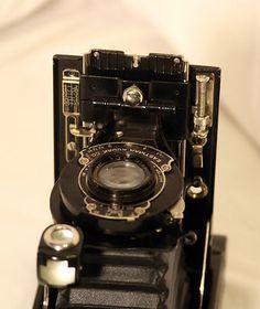 EASTMAN KODAK POCKET AUTOMATIC 1A FOLDING CAMERA-1914 Has anyone used one?