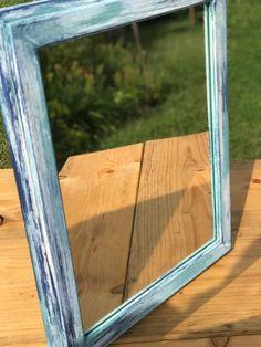 Garden mirror.
