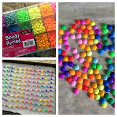 How to Make Cheap DIY Enamel Dots from pony beads Card Making Tips, Card Making Techniques, Making Tools, Pony Bead Crafts, Melting Beads, Scrapbook Embellishments, Diy Projects To Try, Bunt, Cardmaking