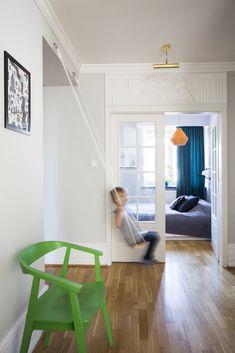 IKEA Family - z wizytą u klubowiczów, czyli u nas! Ikea, Floor Chair, Flooring, Interior, Blog, Furniture, Home Decor, Bedrooms, Indoor