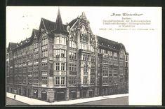 AK Berlin, Haus Winterthur der Schweizerischen Unfallversicherungs-Aktiengesellschaft 1908