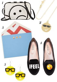 Shop emoji-inspired accessories.