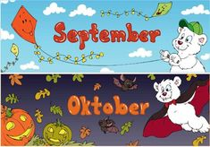 Zaubereinmaleins - DesignBlog Kindergarten, Fictional Characters, New Class, School Routines, Day Care, Seasons Of The Year, Primary School, Kindergartens, Fantasy Characters