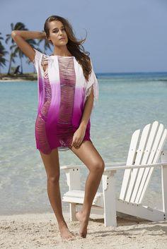05f5ab1274dd7 PilyQ Madagascar Sunset Monique Cover Up Resort Wear For Women, Pilyq,  Swimwear Sale,