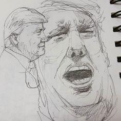 Трамп памп памп