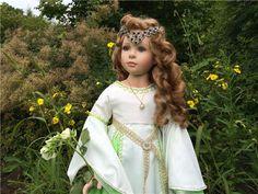 Светлая Галадриэль, или путешествие по Эльфийскому лесу / Другие коллекционные куклы / Бэйбики. Куклы фото. Одежда для кукол