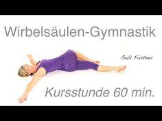 60 min. Rückenkurs ohne Hilfsmittel - YouTube