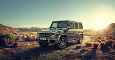 Mercedes G63 AMG on Behance
