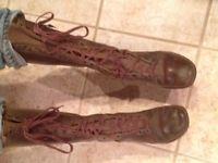 Men's Boots - 1940's (?) size 8 -