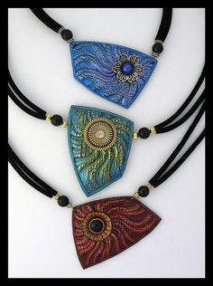 Art Jewelry project | Flickr - Photo Sharing!   helen breil