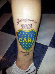 Tatuajes Boca Juniors At Sobremipiel12 Instagram Photos Videos