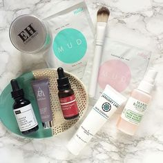 Breakout skin saviours featuring some lovely little Mint MUD masks💃🏻from the lovely 💕 Mud Masks, Detox, Mint, Photo And Video, Bottle, Instagram, Flask, Jars, Peppermint