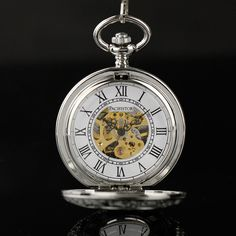 Pacifistor puts all the other pocket watch makers to shame!