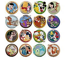 World of Disney ''Best Friends'' Mystery Pin Set i want the lock shock and barrel!