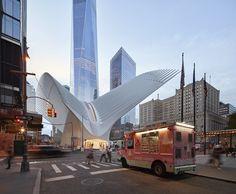 Gallery of World Trade Center Transportation Hub / Santiago Calatrava - 29
