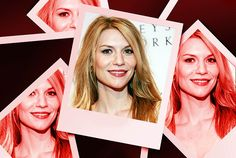 Stepping out to support hubby Hugh Darcy at the Tribeca Film Awards, blonde bombshell Claire Danes looked as elegant as ever. The actress now tends to keep to a lighter shade, but it doesn't mean she hasn't tried out a few different, and slightly random, colour changes in the past.