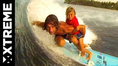 """""""Surf Is Life 3"""" FREE SURF FILM by Fred Compagnon"""