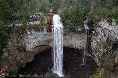 Fall Creek Falls...best state park in TN