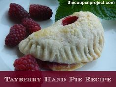 Tayberry Pie Recipe | The Coupon Project