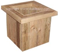 How to make a simple planter box    Easy projects - easy language!     This planter box is a simple and inexpensive project to undertake - an ideal project for the novice.   Wooohooo! That is me!!!