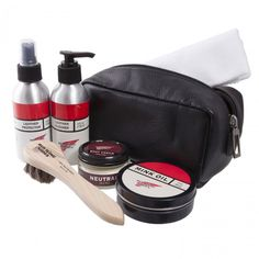 Red Wing Luxury Shoe and Boot Care Kit.