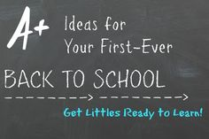 A Back-to-School Checklist for Your First Time on the Bus! #NewMoms #BTS