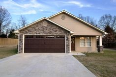 New subdivision, newer homes conveniently located minutes from shopping. 3 bedroom, 2 bath home, great first time home buyers, painted cabinets, concrete floors, lots of detail in Poplar Bluff MO