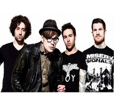 (Post hiatus) Fall Out Boy