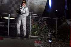 The Spoils of victory for Nico Rosberg