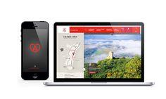 L'Alsace à Vélo - Site web et Application mobile on Behance