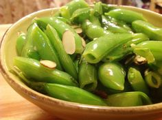 <p>If you don't have or don't care for snap peas, you can make the same recipe with fresh green beans, asparagus, snow peas, or whatever vegetable you choose. I've made it several times already using different vegetables. The vinaigrette is great for any salad or even a warm potato salad. Yu