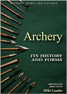 Archery DVD anyone who loves archery should own this video