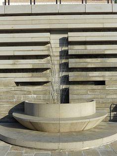 Monselice, Fontana di Mario Botta (Photo: Fabrizio Pivari) | Flickr