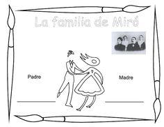 Conociendo a Miró. Joan Miro, Van Gogh, Art Projects, My Arts, Comics, Design, Kid Art, Spain, Visual Arts