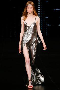 La tendance métallisée mode printemps-été 2016
