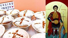 Greek Desserts, Camembert Cheese, The Creator, Birthday Cake, Food, Cakes, Cake Makers, Birthday Cakes, Essen